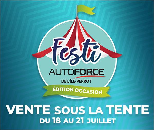 Festi Autoforce - Édition Occasion