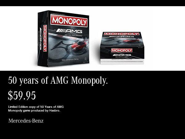 AMG Monopoly.