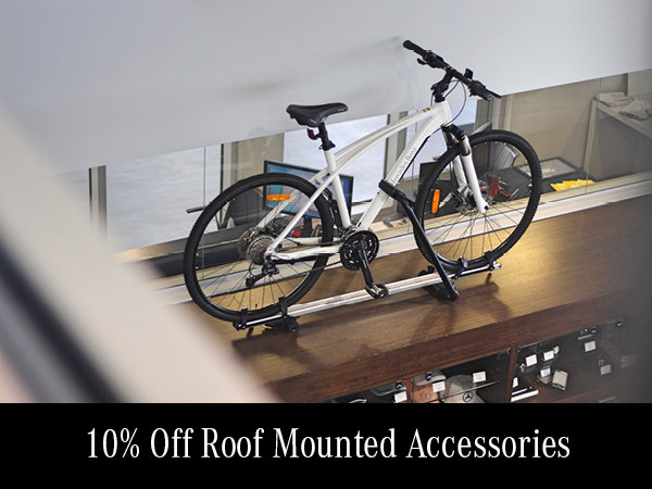 10% Roof Mounted Accesories