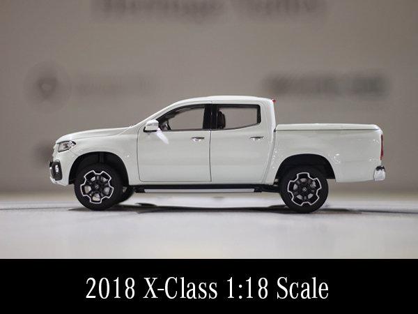 X-Class 1:18 Scale