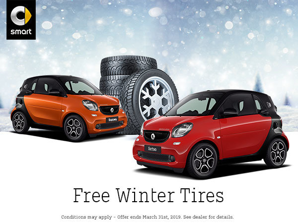 Free winter tires