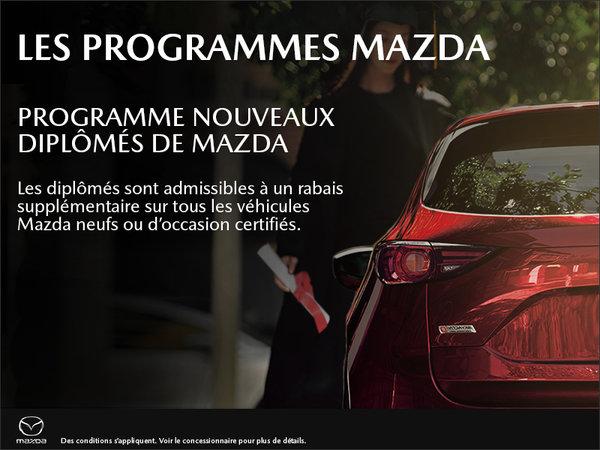 Programme pour diplômés Mazda