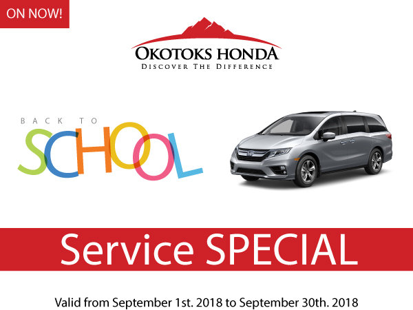 'Back To School' Service *Promotion On Now!