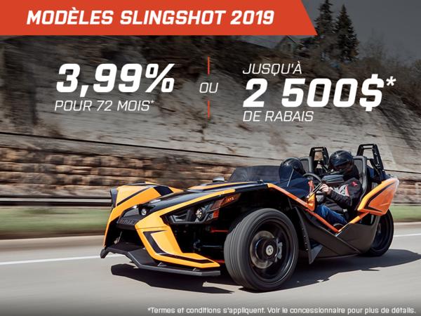 Beauce Sports - Promotion sur modèles Slingshot 2019
