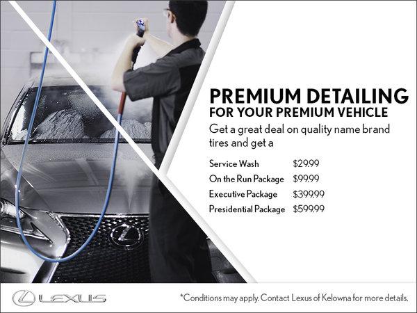 Premium Detailing