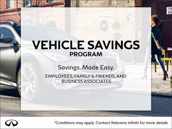 Vehicle Savings Program