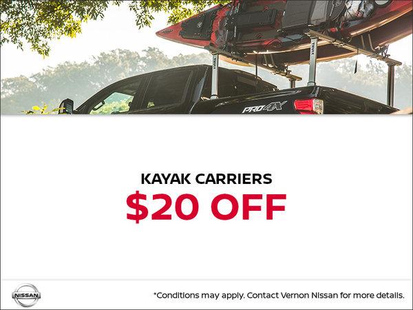 Kayak Carriers Sale