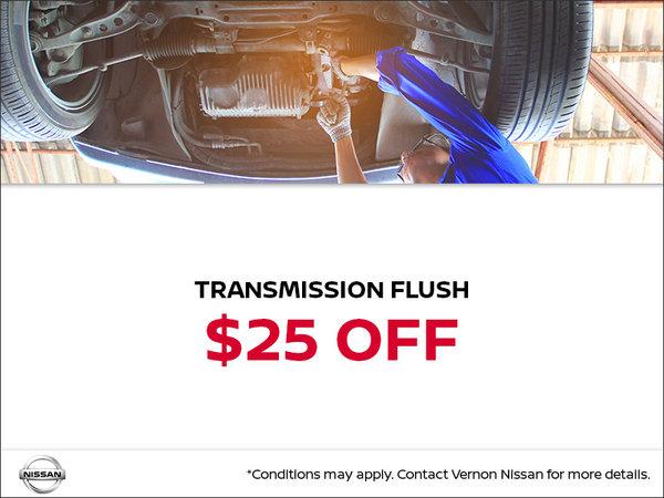 Transmission Flush Sale