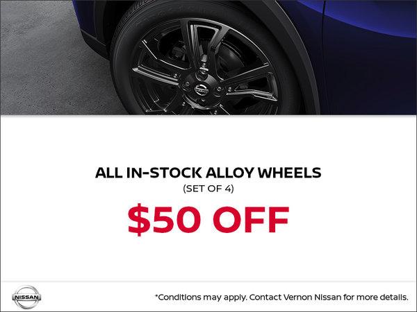 Alloy Wheels Sale