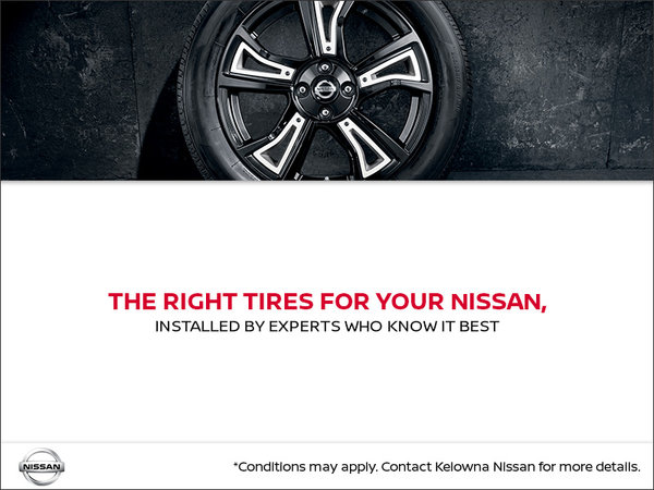 Nissan Tire Advantage Program