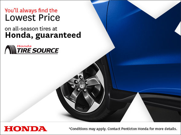 Guaranteed Lowest Tire Prices