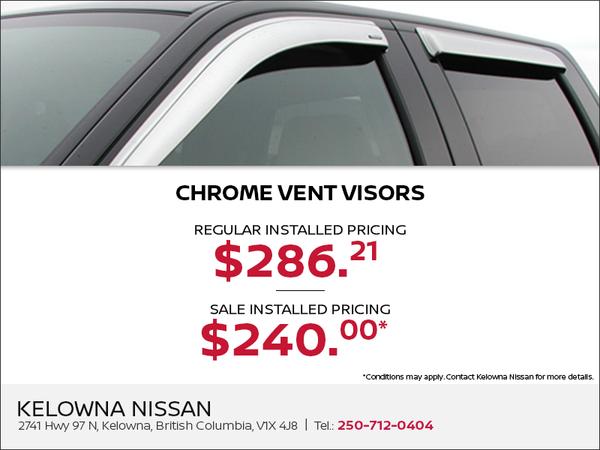 Kelowna Nissan | Special Offers in Kelowna