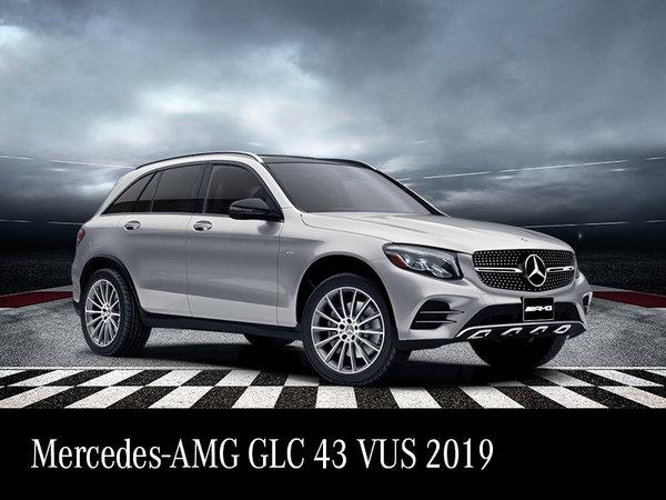 Mercedes-AMG GLC 43 SUV 2019