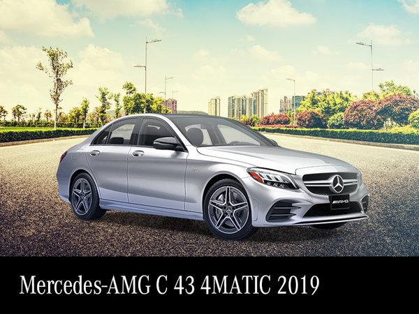 Démo AMG C43 2019 à partir de 757$/mois*