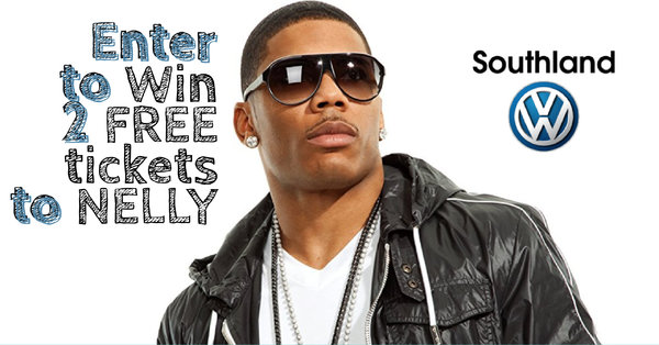 Win 2 FREE tickets to Nelly