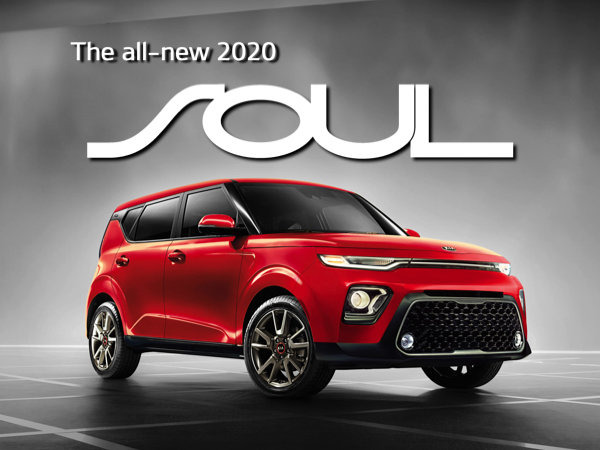 Just In! Your 2020 Kia Soul Is Here