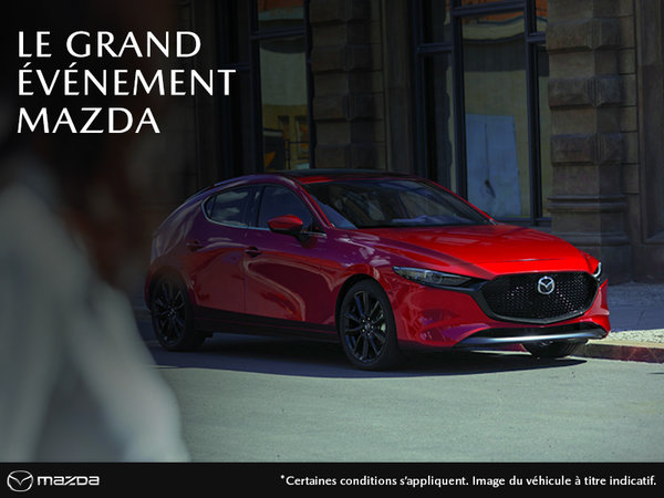 Le Grand Événement Mazda
