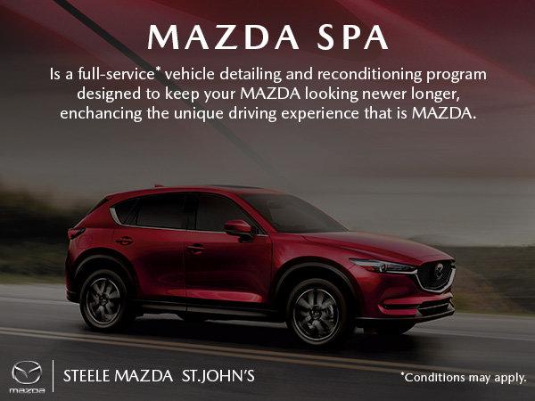Mazda spa