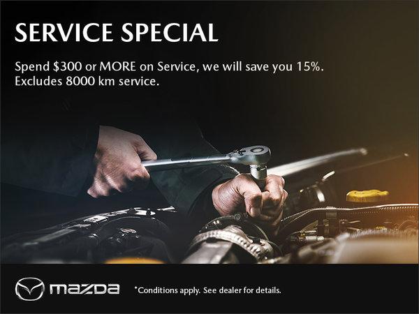 Service Special