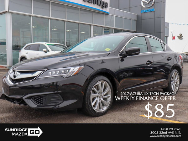 Get a 2017 Acura ILX Today!