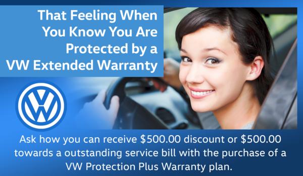 VW Extended Warranty