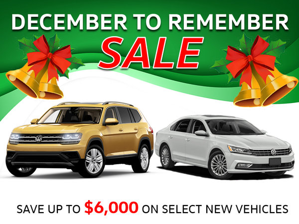 December To Remember Sale