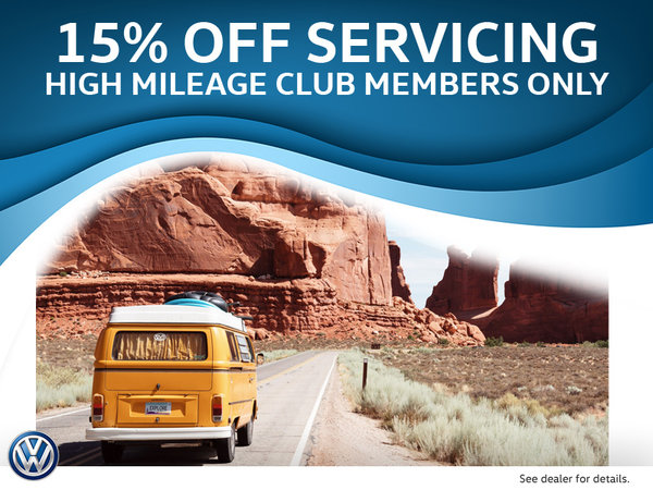 Are You A Part of the High Mileage Club?