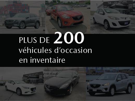 Prestige Mazda - Plus de 200 véhicules d'occasion en inventaire!