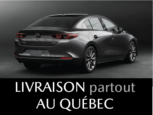 Prestige Mazda - On livre partout au Québec!