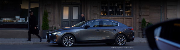 2019 Mazda 3 - Feel Alive with available AWD, SKYACTIV Technology and an Unlimited Kilometer Warranty from 1.29% OR $19720