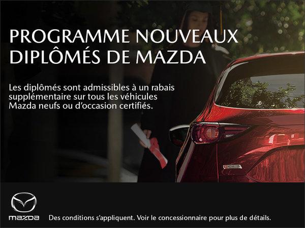 Mazda Gabriel St-Laurent - Programme pour diplômés Mazda