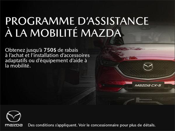 Duval Mazda - Programme d'assistance à la mobilité Mazda
