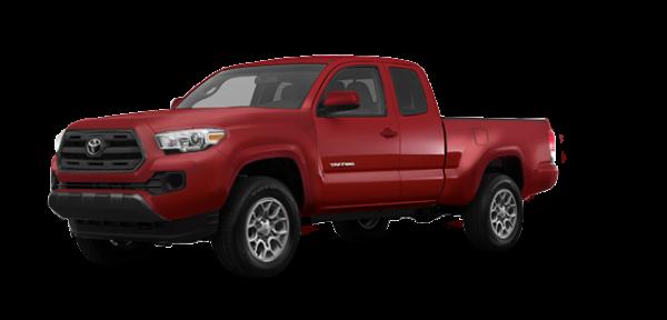 2017 Toyota Tacoma 4X4 ACCESS SR+