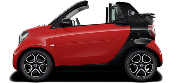 2018  fortwo electric drive cabriolet passion