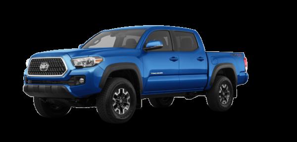 2018 Toyota Tacoma 4X4 DOUBLE CAB V6 6A SB