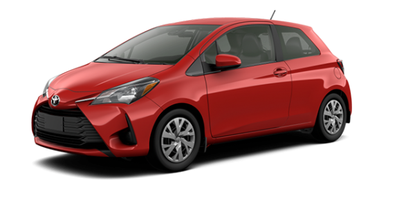 2018 Toyota Yaris Hatchback 3-DOOR CE