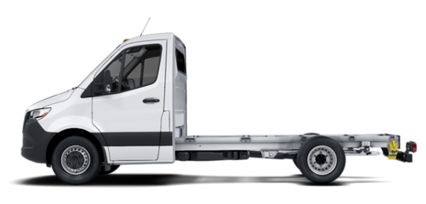 2019  Sprinter Cab Chassis 3500XD