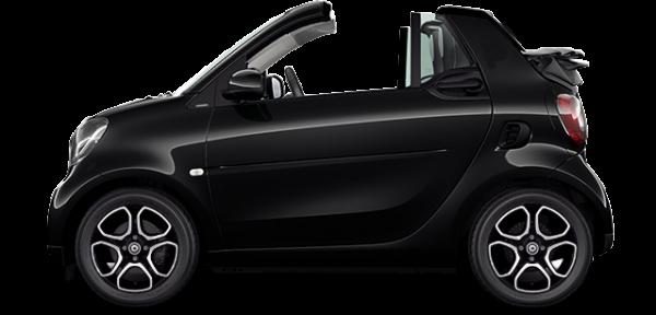 2019  fortwo cabrio EQ