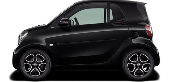 fortwo coupé EQ 2019