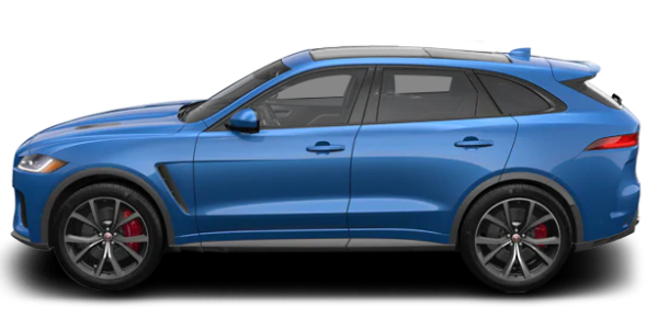 2019  F-Pace