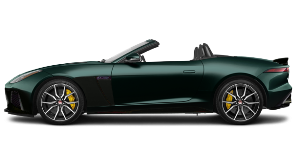 2019  F-Type Convertible
