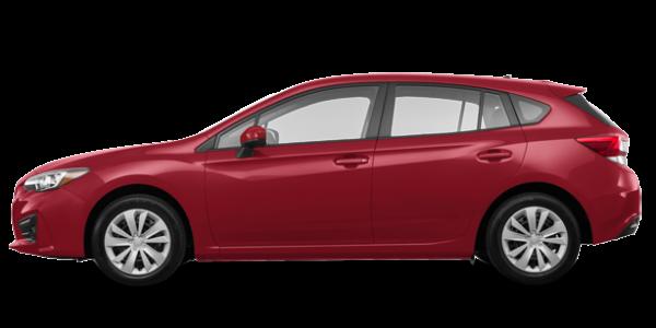 Impreza 5 portes Commodité 2019 à Subaru St-Hyacinthe à Saint-Hyacinthe