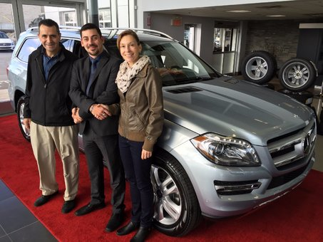 Mercedes-Benz GL350 2016