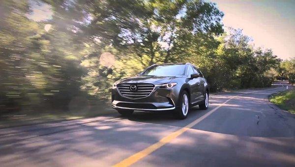 Découvrez la Mazda CX-9 2016