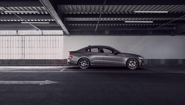 The 2019 Volvo S60