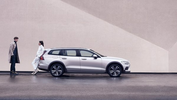 Adventurous Spirit - Volvo V60 Cross Country