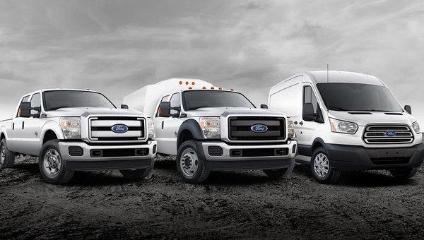 Meet the Ford Fleet