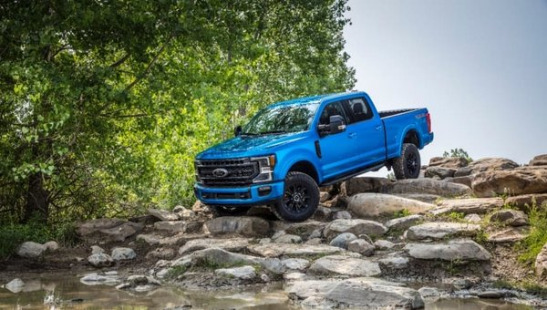 Take a Look at the 2020 F-Series Super Duty