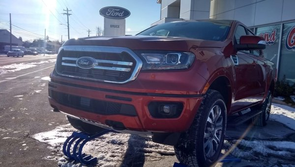 The 2019 Ford Ranger Has Arrived