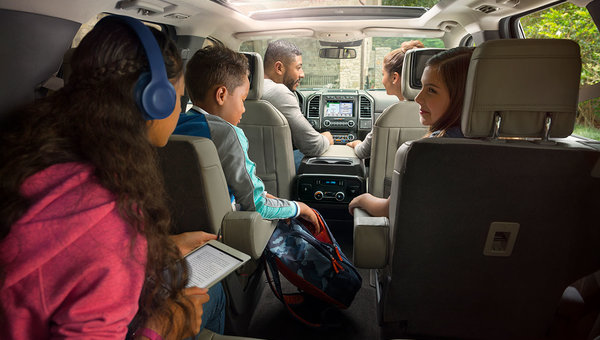 2019 Ford Expedition Works for Mom